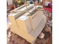 HEWLETT PACKARD LASERJET PRINTER 6L Spares/parts, possibly working