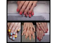 Nail Technician,nail extension , manicure
