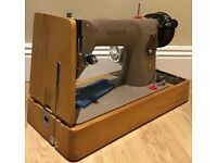 Singer 201K MK2 Semi Industrial Sewing Machine - Pre-Owned - Serviced - Warranty - UK Delivery