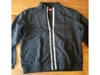 SUPREME classic logo taping jacket
