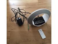 JBL spherical speaker & remote control