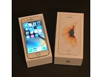 iPhone 6s 64gb Gold Boxed New For Sale Open To All Networks