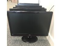 5 x PC Monitors for sale - open to offers