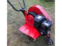 Briggs & Stratton petrol engine rotavator tiller cultivator PWO garden machinery mower lawnmower saw