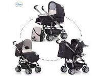Mickey Mouse Hauck Travel System