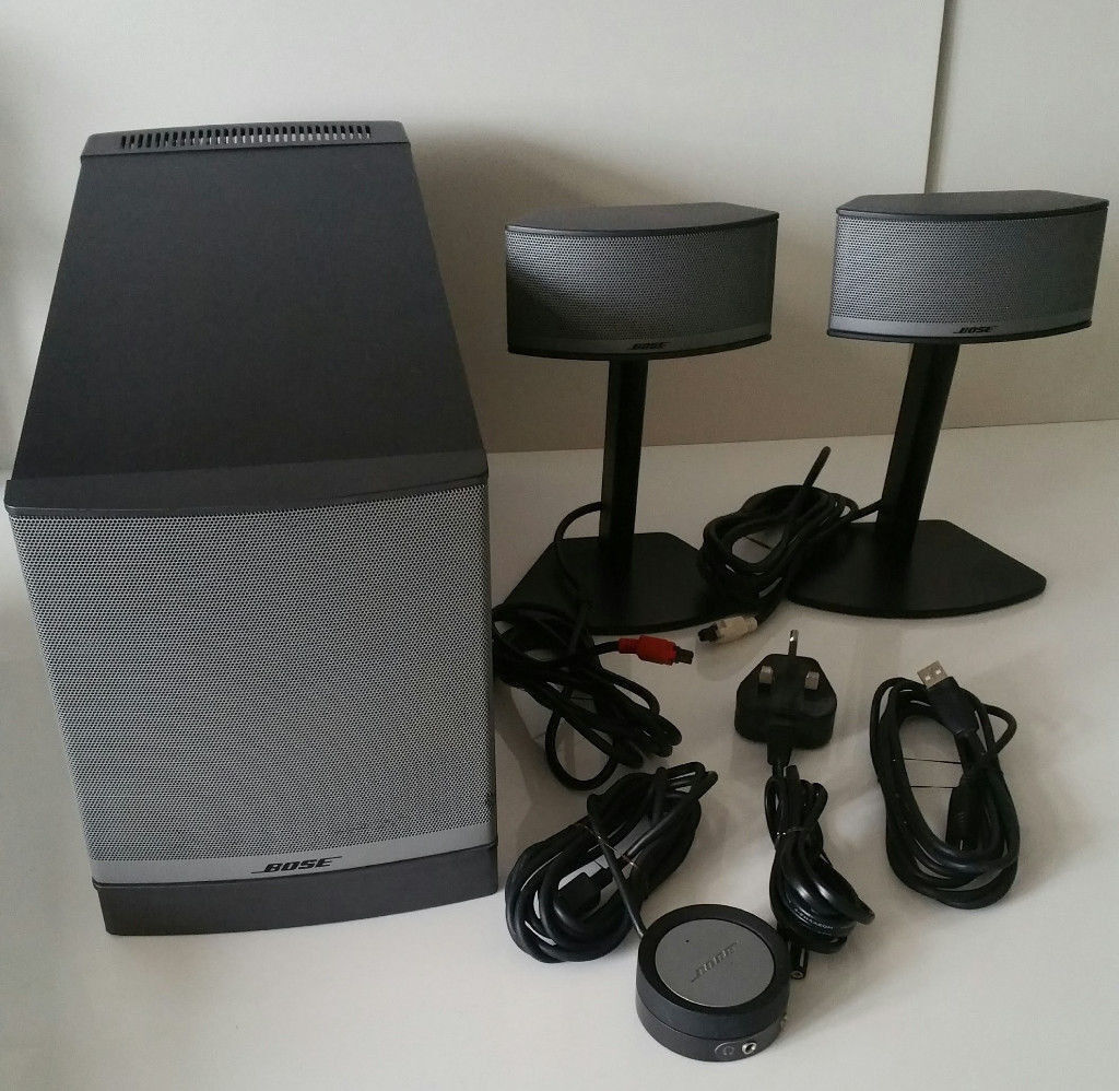Bose Companion® 5 multimedia speaker system