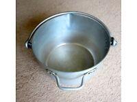 Aluminium Jam Making pan