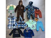 Boys 6-9 Month Bundle - Excellent Condition - Next/Gap/John Lewis/Zara Etc Over £100 new