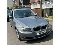 BMW, 3 SERIES, Saloon, 2009, Semi-Auto, 1995 (cc), 4 doors