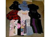 Girls 10-11 Years Bundle of Clothes