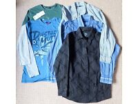 Bundle of boys clothes 11-12 years