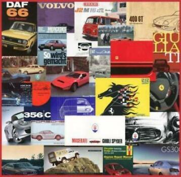 Automotive Literature Europe Uit Haaksbergen Advertenties Op