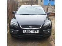 Ford, FOCUS, Hatchback, 2007, Automatic, 1596 (cc), 3 doors