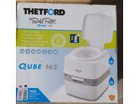 Brand New Thetford Qube 165 Porta Potty