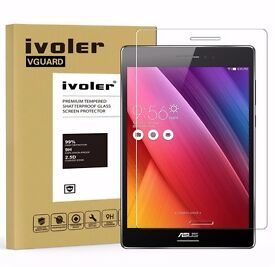 ASUS ZenPad S 8.0 Z580C Screen Protector, iVoler® Premium Tempered Glass Screen Protector