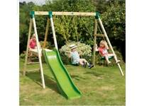 Double swing and slide (pick up only)