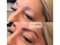 Harley Street Trained Microblading Artist offering Christmas Discounts! £130 including top up!