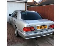 Mercedes E430 V8 E Class 4.3 AMG - E55 Replica - Open To Offers