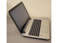 HP Envy 15-K204NA Laptop. AMD A10-4655M. Touchscreen. 1TB HDD. 8GB RAM. Win 10.