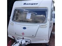 2007 Bailey Ranger 460 (Fixed Bed)