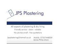 JPS plastering. Leeds & surrounding areas