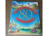 Around the World in 80 Tales Children's Book by Saviour Pirotta