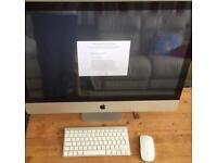 iMac 27inch with i7 processor and 16gb RAM