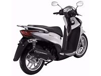 KYMCO PEOPLE ONE 125CC WHITE
