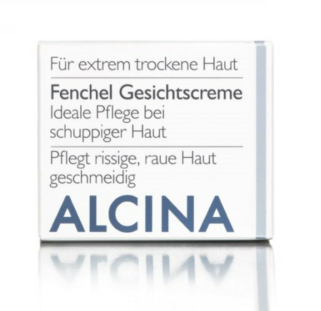 Alcina T Fenchel Gesichtscreme 100 ml