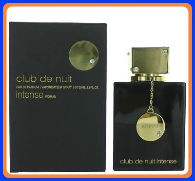 Nuit Parfum (Club De Nuit Intense by Armaf 3.6 oz Eau De Parfum Spray for Women New )
