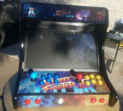 Arcade Machine With 10,000+ Games!!! Custom made