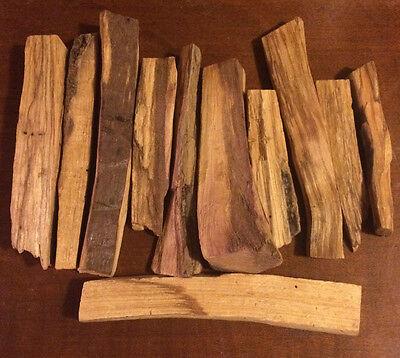 1 oz. Palo Santo Incense Sticks (Bursera graveolens) Organic Peru