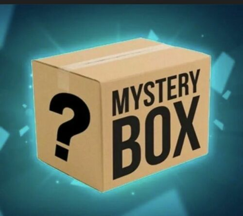 Amazon Mixed Lot Box Medium or Large Box