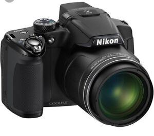 Nikon COOLPIX P510 16.1 MP CMOS Digital Camera with 42x Zoom