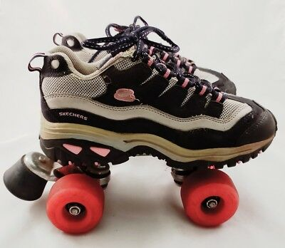 Awesome vintage Skechers sport 4 wheeler skate shoes