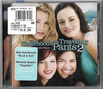 The Sisterhood of the Traveling Pants 2 [Original Soundtrack] Brand New