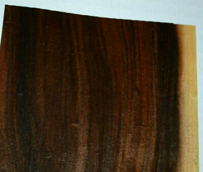 Santos Rosewood Raw Wood Veneer Sheets 4.5 X 49 Inches 142nd Thick F8629-10