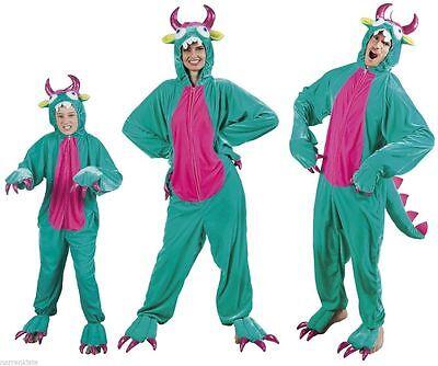 Krokodil Monsterkostüm Drachen Kostüm Overall Plüsch Dino Monster - Plüsch Drachen Kostüm