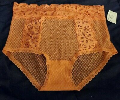 Nwt Aerie High Brief Panties Size M