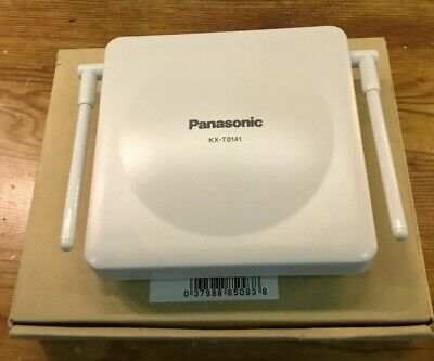 Panasonic Kx-t0141 2 Channel Cell Station Unit Wireless