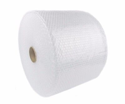 316 Small Bubbles Wrap Roll 12 Perforated 175ft Clear