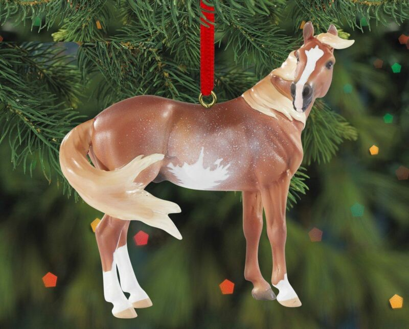 Breyer Horses - Beautiful Breeds Ornament of 2020 - Mustang