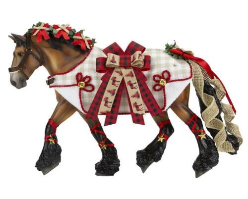 Breyer #700123 Yuletide Greetings 2020 Holiday Horse New In Box