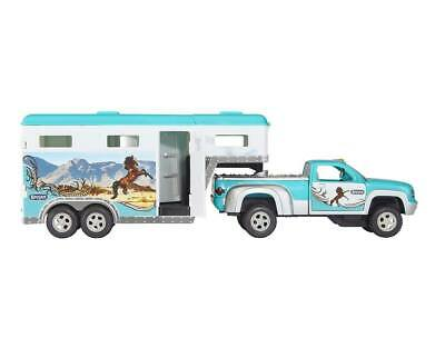 Breyer SM Truck and Gooseneck Trailer