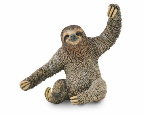 Breyer CollectA Wild Animals Series Sloth Toy Figurine 88898
