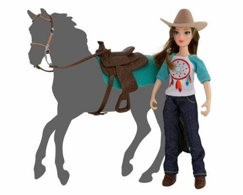 Breyer Classic Size Western Cowgirl Natalie #62025