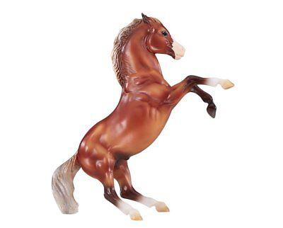 Breyer NEW * Silver Bay Mustang * 947 Rearing Stallion Classic Model Horse