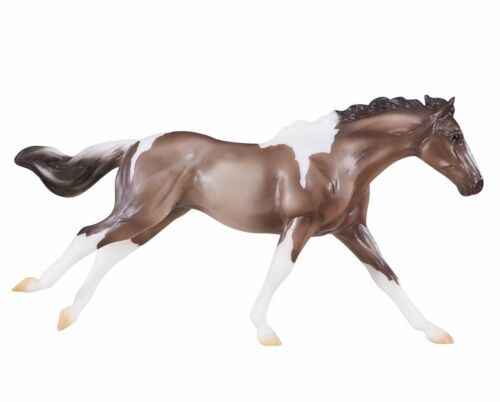Breyer NEW * Grulla Paint Horse * 946 Bella Thoroughbred Classic Model Horse
