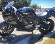 2009  HYOSUNG  GT250R  learner approved  Newcastle Newcastle Area Preview