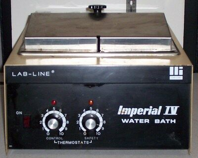 Lab-line Imperial Iv Water Bath